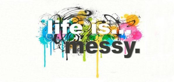 Berg op Coaching - Life is messy