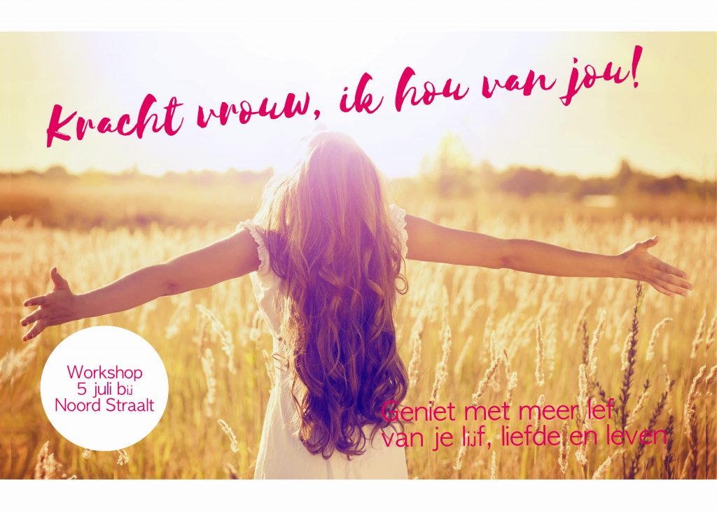 vrouwen workshop training Amsterdam